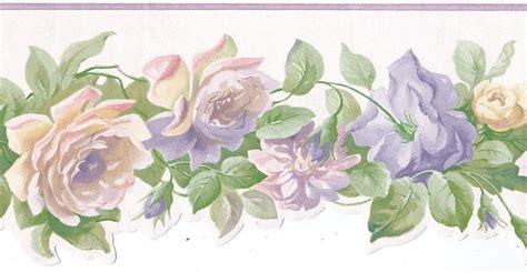 scalloped edge wallpaper border scalloped floral wallpaper border st77753dc clearance