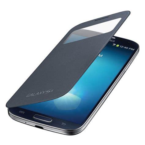 Flipcover Mega 63 Samsung Galaxy S View Flipcase Flip Cover samsung s view flip cover for galaxy s4 black ef ci950bbesta