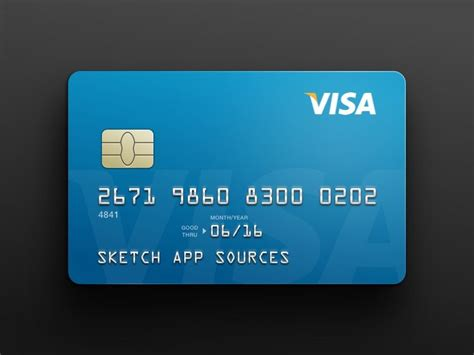 credit card template numbers credit card template ux ui design card templates