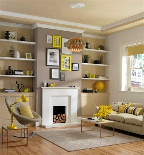Wall Shelf Ideas For Living Room by 15 Functional Living Room Shelving Ideas And Units