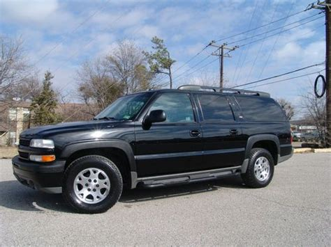 find used 2005 chevrolet suburban 1500 z71 lt 5 3l one
