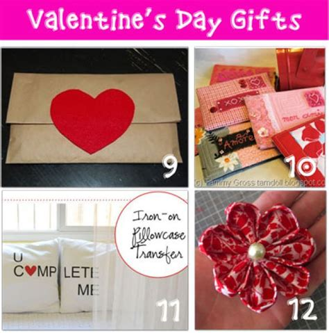Handmade Valentines Presents - s day gifts valentines day gifts