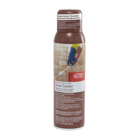 shop dupont 1 fl oz advanced grout sealer at lowes com