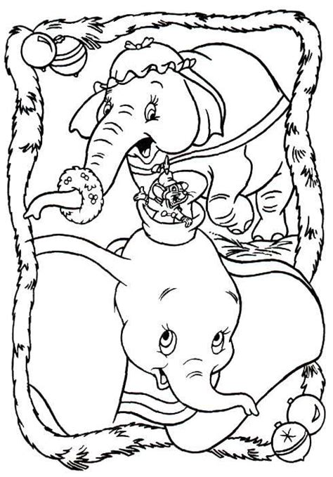 disney coloring pages dumbo disney coloring pages