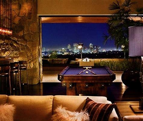 aniston home decor jennifer aniston s house purple pool table hooked on houses