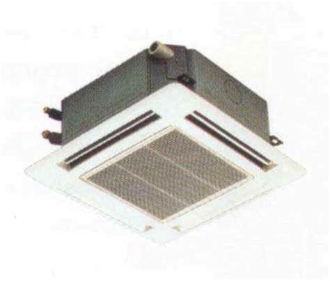 split a soffitto impianti di climatizzazione