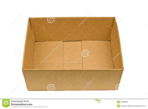 square cardboard box stock images image 29889354 inside of an empty square cardboard box stock photography