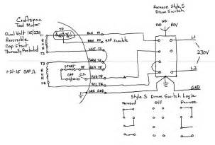 wiring a single phase motor to drum switch page 2