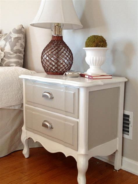 ideas for nightstands ideas for updating an old bedside tables diy