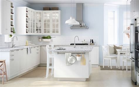 fresh kitchen design sleek white