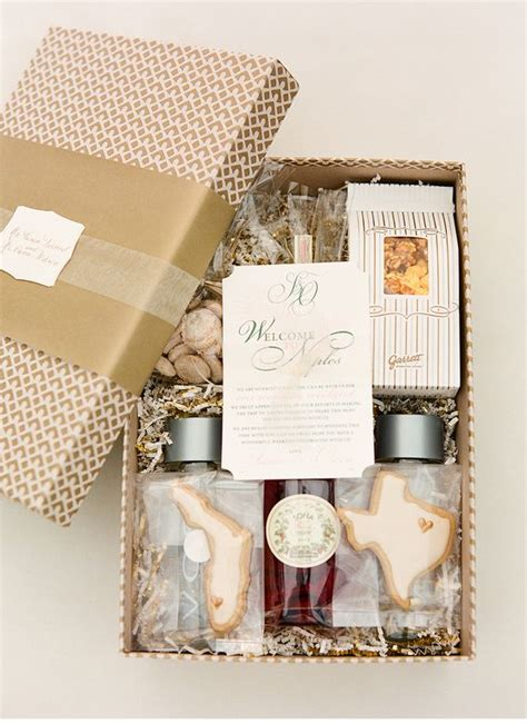 Wedding Welcome Box Julep by What To Put In Wedding Welcome Bag It Weddings