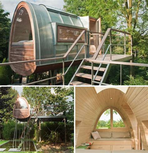 tiny house on stilts 13 more modern mobile modular tiny house designs webecoist
