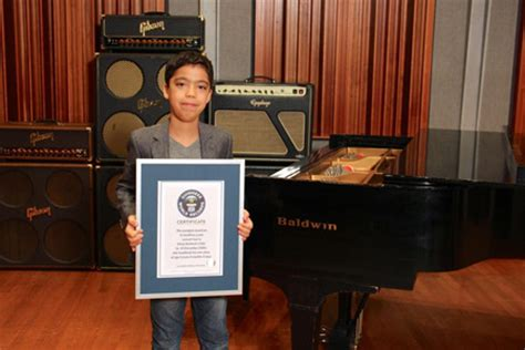 6 Year Child Prodigy Ethan Bortnick Opens For Nelly Furtado On Tour Kickoff by Eleven Year Virtuoso Receives Guinness World Records