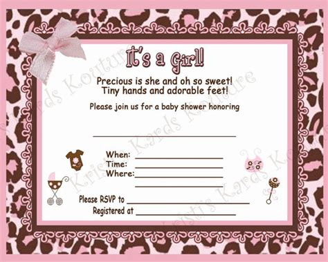Blank Baby Shower Invitations by Blank Baby Shower Invitations Baby Shower For Parents