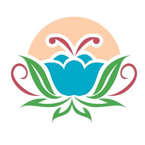 design logo kosong floral logos design templates vector free logo maker