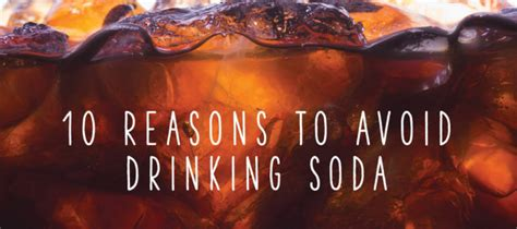 10 Reasons To Avoid Going To Bars by 10 Reasons To Avoid Soda Chucktown Fitness