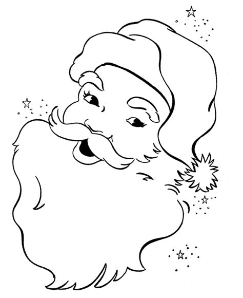 santa claus head coloring pages gt gt disney coloring pages