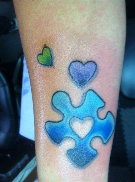 100 tattoos org autism awareness dinosaur 9 best