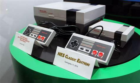 nintendo entertainment system nes classic edition review 187 the gadget flow nes classic arrasa en ventas en el mes de noviembre