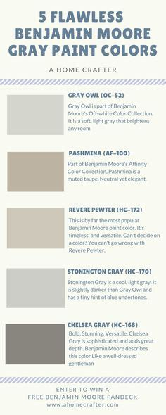 best selling grays benjamin moore color pinterest a round up list of our 10 best gray and greige colors by