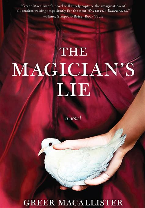 a s lie books books for weekend the magician s lie