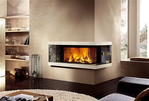 modern sided fireplace 15 ultra modern two sided fireplaces that make a real wow addition in your home