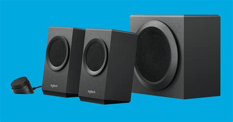 Logitech Speaker Z337 the new logitech z337 speakers review audio wirelessly madd apple news