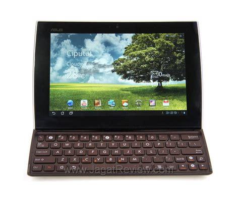 Tab Asus Dengan Keyboard Review Asus Eeepad Slider Tablet Android Dengan Keyboard Jagat Review
