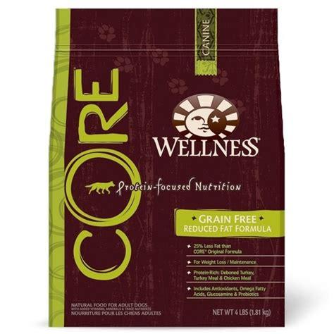 wellness puppy food wellness grain free food reduced formula 4lb whitedogbone