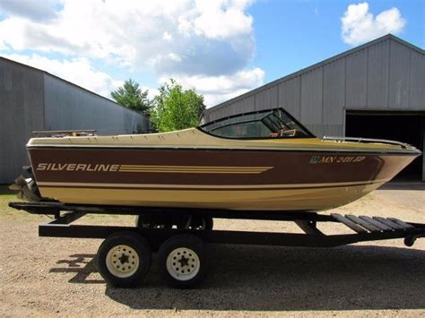 boats for sale silver lake ny silverline boats for sale boats