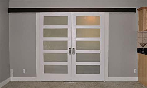 Interior Bypass Doors Bypass Barn Doors Ideas Robinson House Decor Bypass Barn Doors Interior