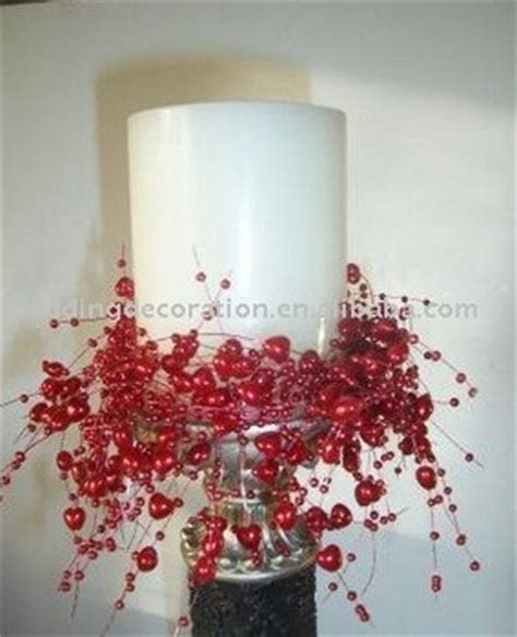 beaded garland for candles pearl bead garland for candle decor buy