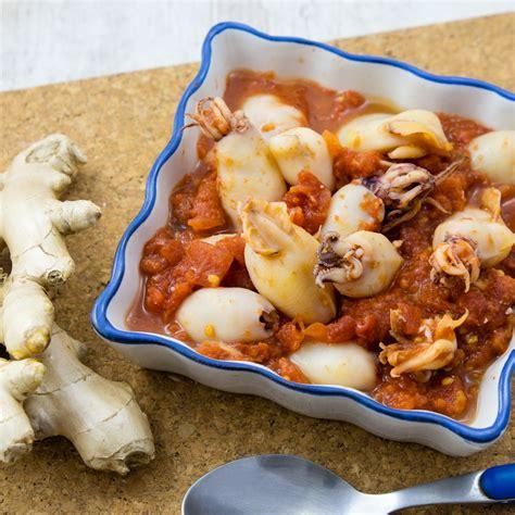cucinare con zenzero calamari allo zenzero martolina in cucina