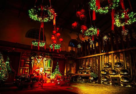santa house the christmas factory spreads joy in athens gbtimes com