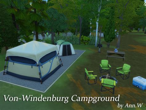 Von Windenburg Campground ? National Park 64×64   Ann.W's