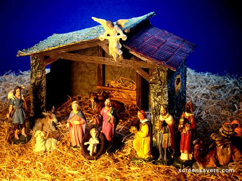 christmas wallpaper nativity scene christmas manger new calendar template site