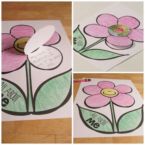 all about me crafts for all about me freebie friday a is for adventures of