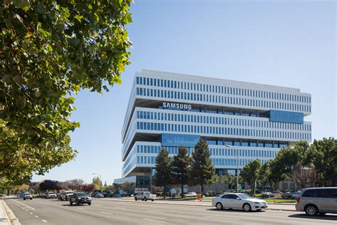 samsung electronics strengthens its presence in silicon valley with opening of new headquarters