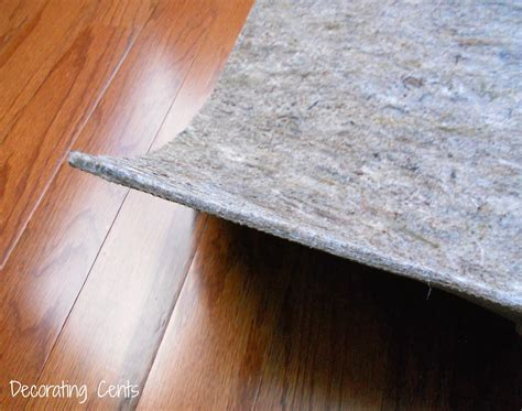 choosing rug pads for hardwood floors home interior