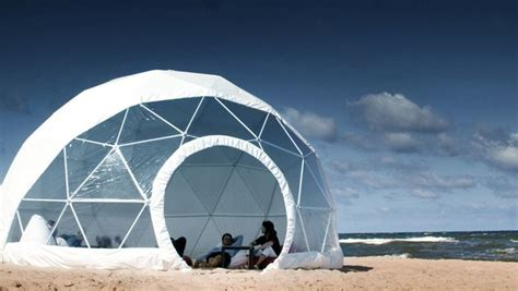 pictures of a build it yourself pvc dome greenhouse f ḍomes brings affordable kits to build airy diy geodesic dome