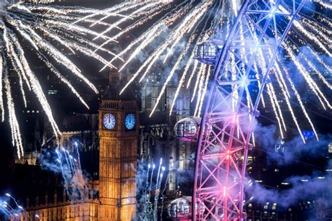 new year uk 2016 happy new year 2016 s new year s fireworks