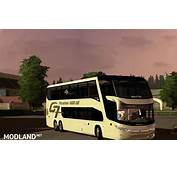 Marcopolo G7 1800 DD 6&2152 Volvo Mod For ETS 2