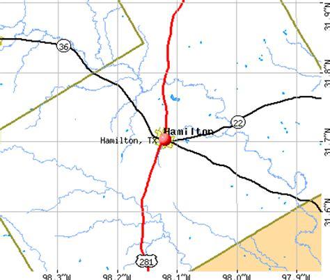 hamilton texas map hamilton texas tx 76531 profile population maps real estate averages homes statistics