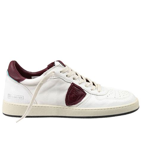 sneakers for philippe model sneakers in white for lyst