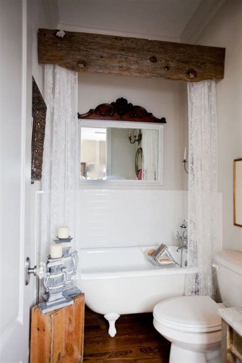 rustic bathroom shower curtains 17 inspiring rustic bathroom decor ideas for cozy home