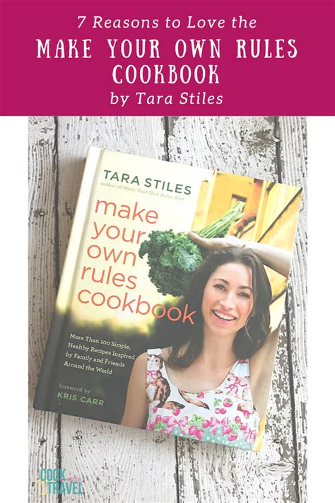 7 Reasons Vires Rule by Cookbook Make Your Own Can Cook Will Travel