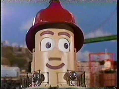 tugboat kid show theodore tugboat qubo commercial youtube