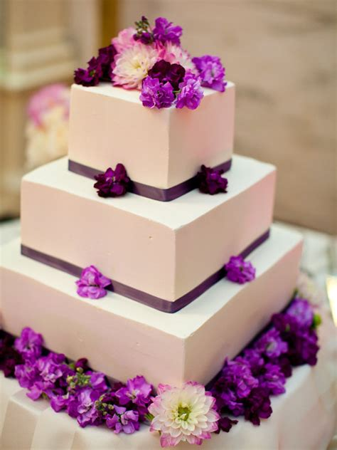 Wedding Cakes Images by Simple Chic Wedding Cakes We Bridalguide