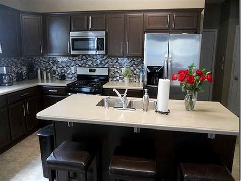 kitchen color ideas with dark cabinets furniture cabinet painting ideas colors kitchen cabinet