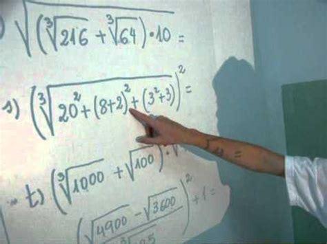 raiz cuadrada de 13 ra 205 z cuadrada 6 186 24 operaciones con radicales viii 13 nov